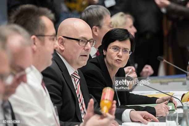 Meeting/Conference of the heads of government of the Germany Federal states at the representation of BadenWuerttemberg in Berlin / Picture Torsten...