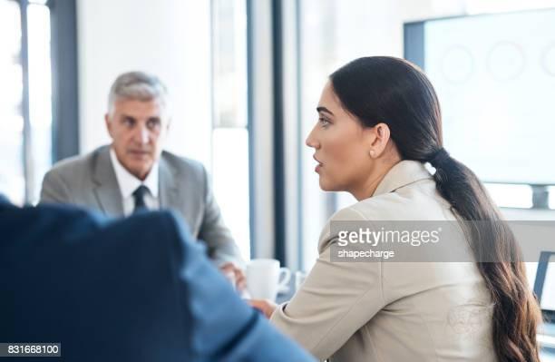 Meetings keep business on track