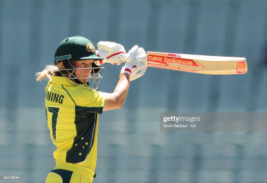 Australia v New Zealand - 1st T20