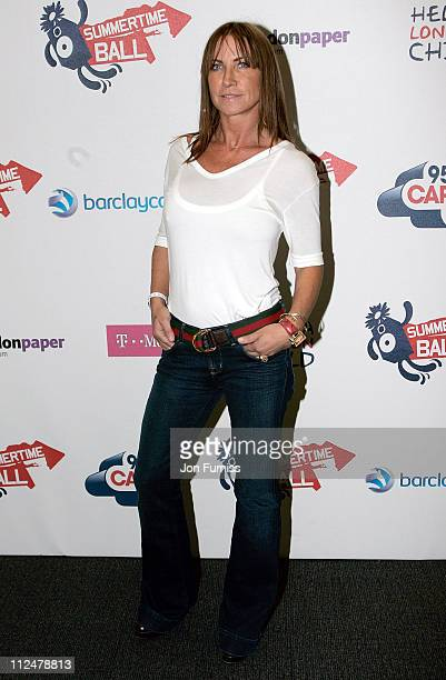 Meg Matthews attends the Capital FM Summertime Ball at the Emirates Stadium on June 7 2009 in London England