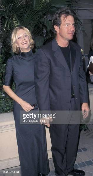 Meg Ryan and Dennis Quaid