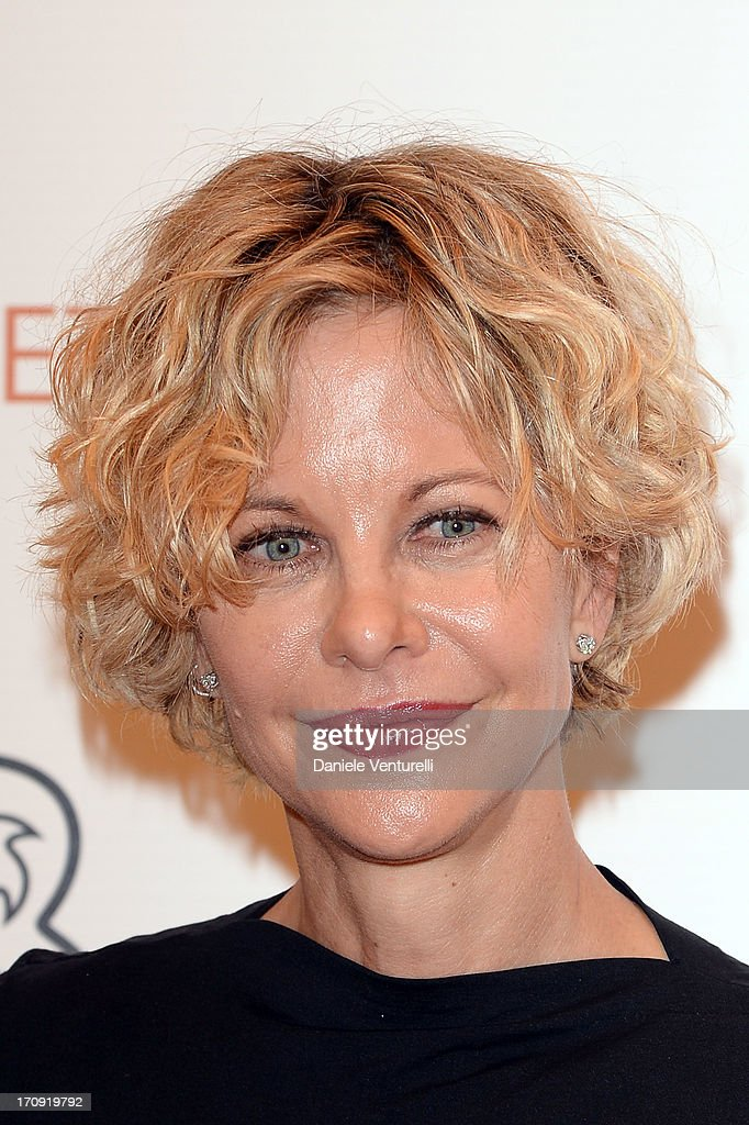 Meg Ryan attends a photocall as part of Taormina Filmfest 2013 on June 20, 2013 in Taormina, Italy.