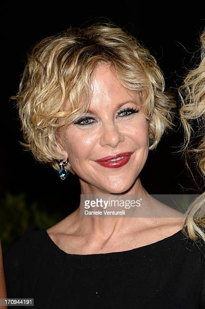 Meg Ryan attends Taormina Filmfest 2013 2013 at Teatro Antico on June 20 2013 in Taormina Italy