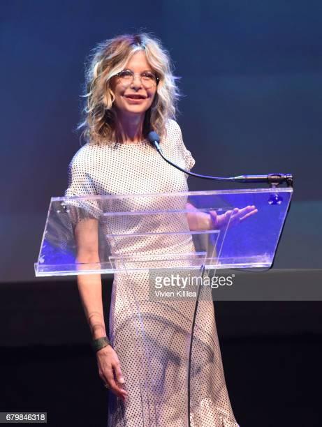 Meg Ryan attends the 3rd Annual Bentonville Film Festival on May 6 2017 in Bentonville Arkansas