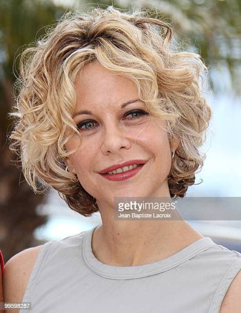 Meg Ryan attends the 'Countdown to Zero' Photo Call held at the Palais des Festivals during the 63rd Annual International Cannes Film Festival on May...