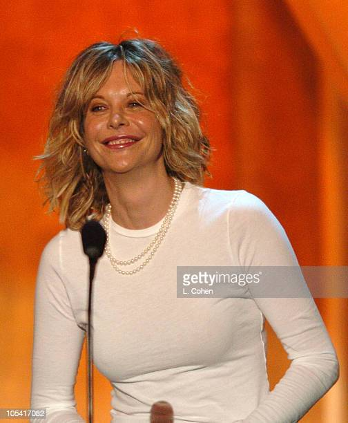 Meg Ryan during 57th Annual Writers Guild Awards Show at Hollywood Palladium in Los Angeles California United States