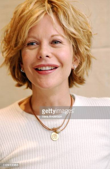 Meg Ryan during 'Against the Ropes' Press Conference with Meg Ryan Omar Epps Charles S Dutton and Jackie Kallen at The Four Seasons Hotel in Beverly...