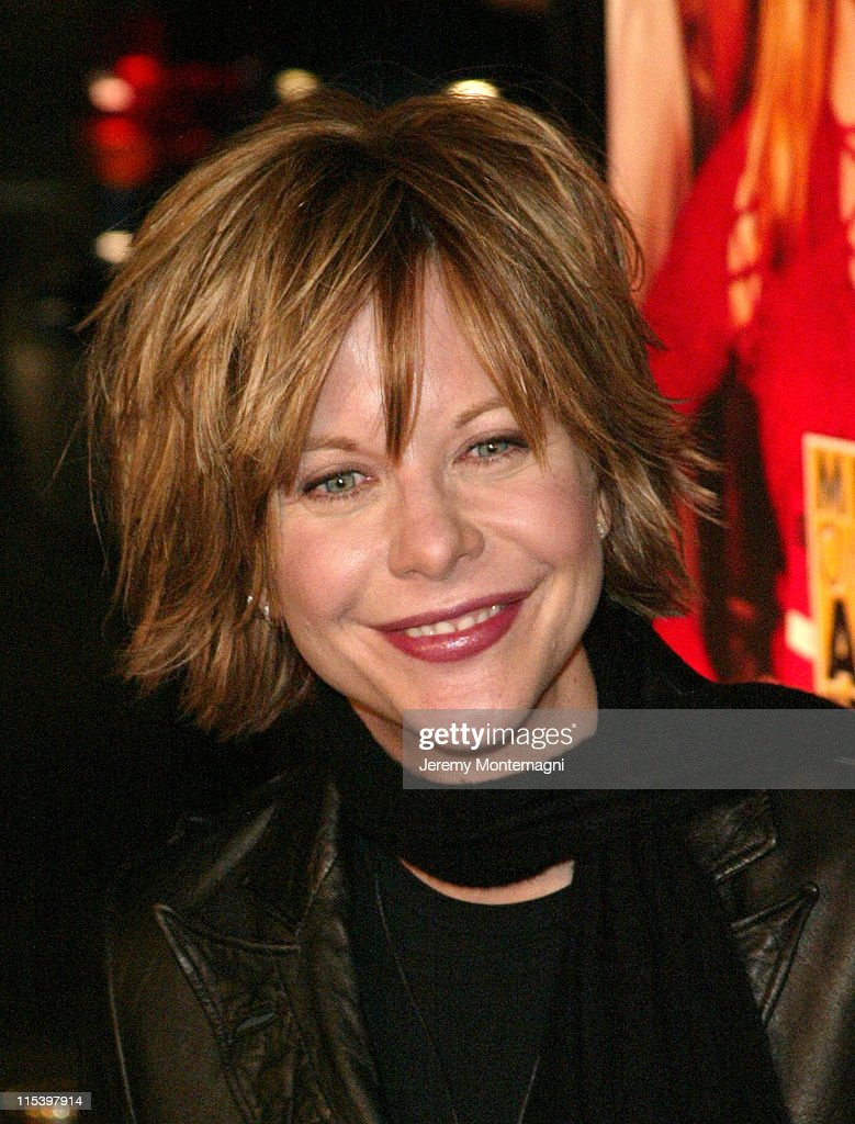 Meg Ryan during 'Against the Ropes' World Premiere at Graumann's Chinese Theatre in Hollywood California United States