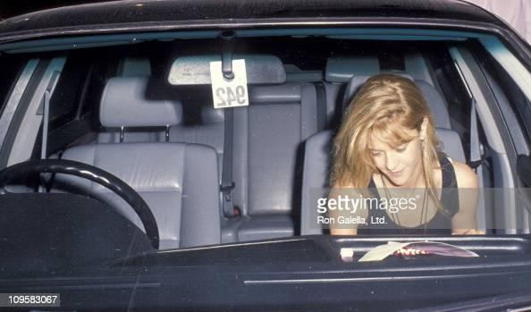 Meg Ryan during Jam Night June 26 1990 at China Club in Hollywood California United States