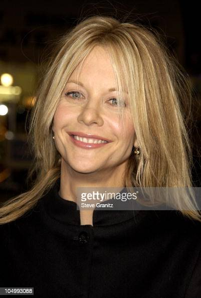 Meg Ryan during 'Kate Leopold' Los Angeles Premiere at Bruin Theater in Westwood California United States