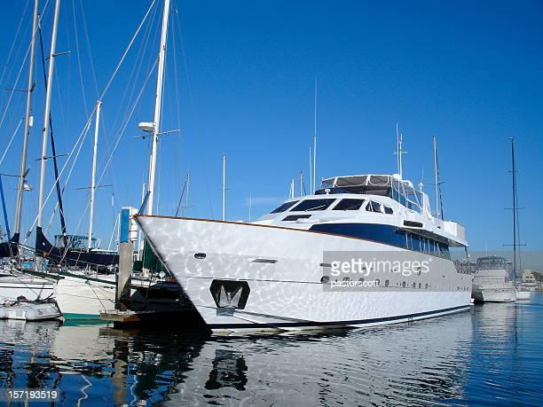 Mega Yacht at Home