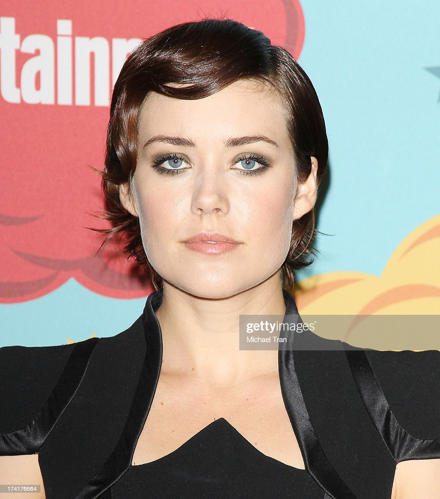 Megan Boone arrives at the Entertainment Weekly's Annual Comic-Con celebration held at Float at Hard Rock Hotel San Diego on July 20, 2013 in San Diego, California.