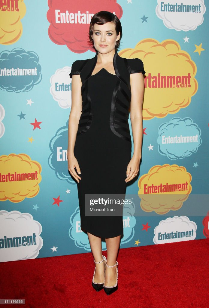 <a gi-track='captionPersonalityLinkClicked' href=/galleries/search?phrase=Megan+Boone&family=editorial&specificpeople=5644334 ng-click='$event.stopPropagation()'>Megan Boone</a> arrives at the Entertainment Weekly's Annual Comic-Con celebration held at Float at Hard Rock Hotel San Diego on July 20, 2013 in San Diego, California.