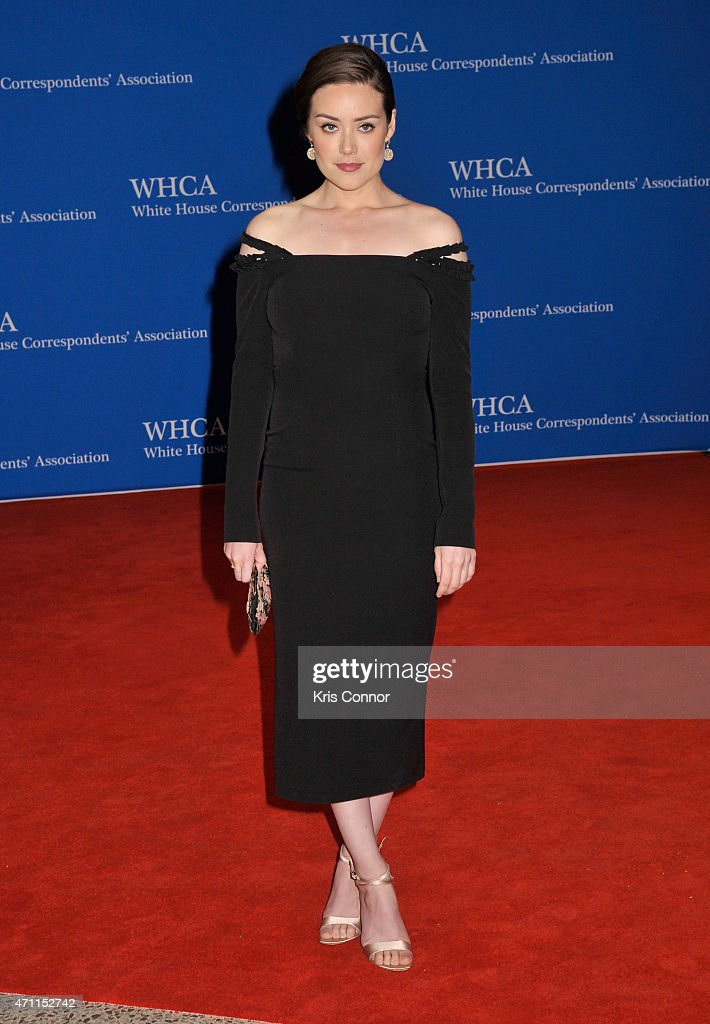 Megan Boone attends the 101st Annual White House Correspondents' Association Dinner at the Washington Hilton on April 25, 2015 in Washington, DC.