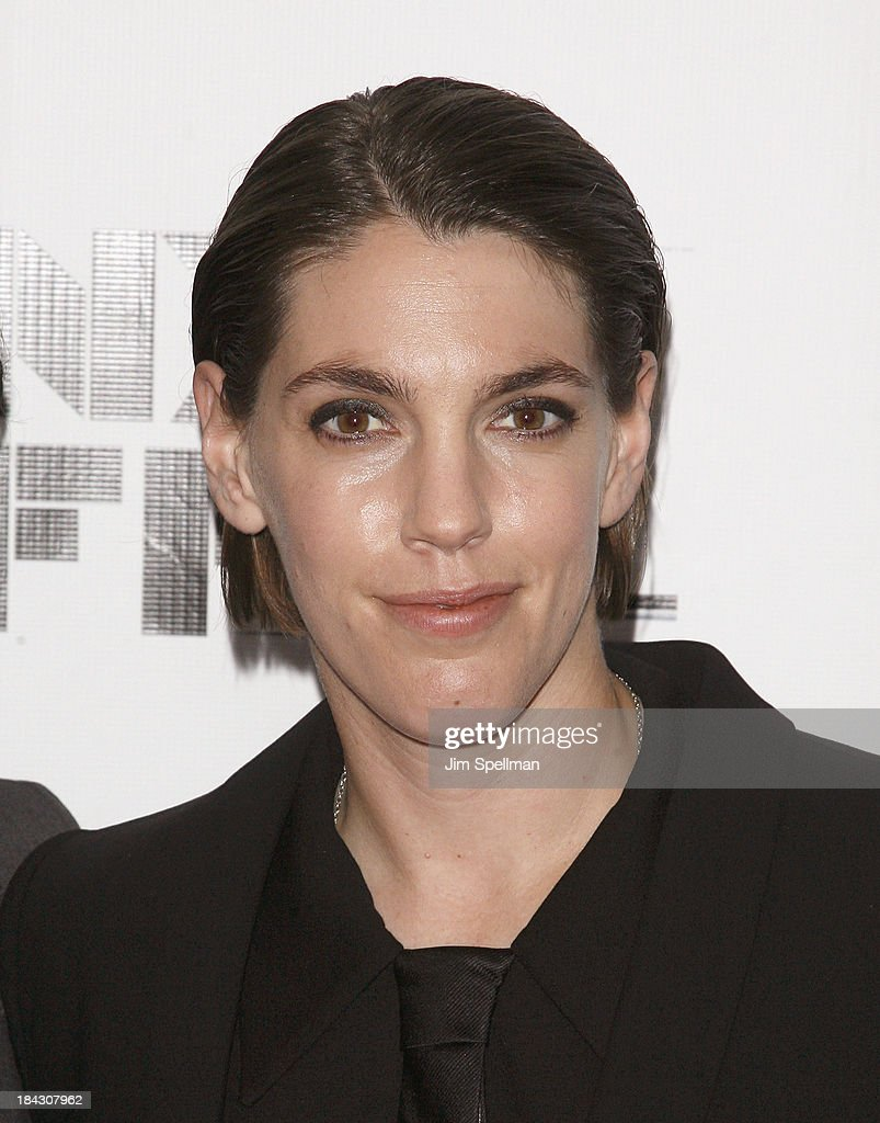 Megan Ellison attends the Closing Night Gala Presentation Of 'Her' during the 51st New York Film Festival at Alice Tully Hall at Lincoln Center on October 12, 2013 in New York City.