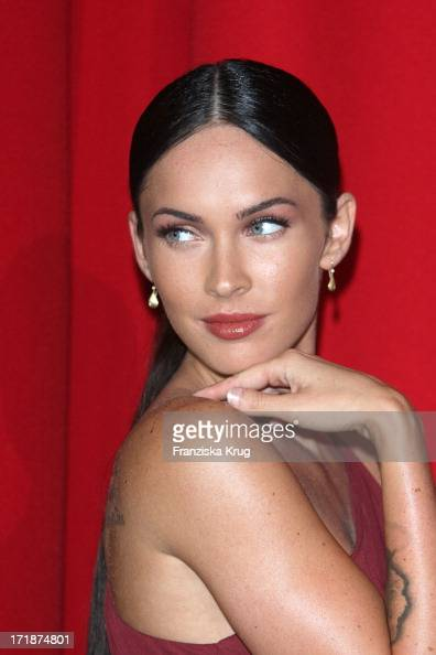 Megan Fox at the Premiere Of Germany movie 'Transformers Revenge of the Fallen' at Potsdamer Platz in Berlin