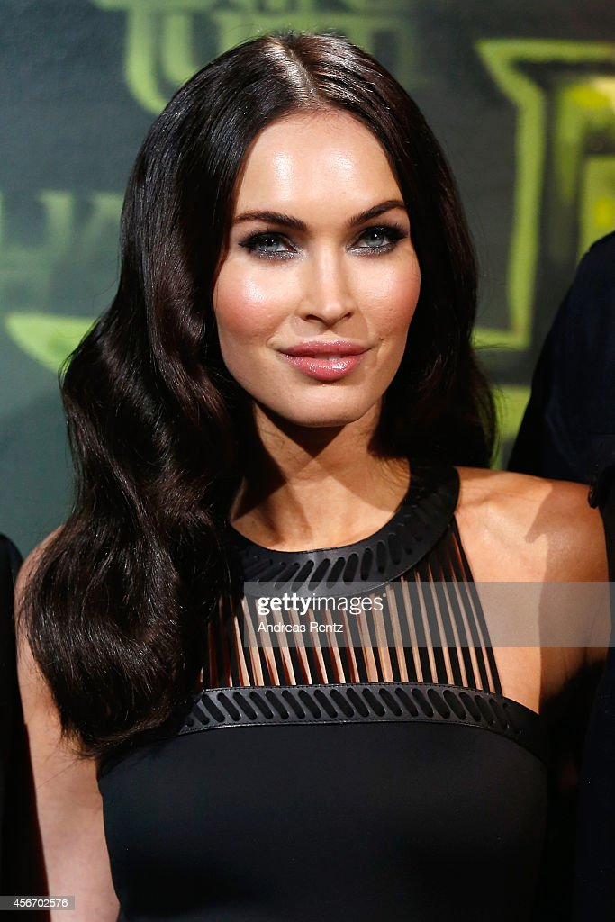 <a gi-track='captionPersonalityLinkClicked' href=/galleries/search?phrase=Megan+Fox&family=editorial&specificpeople=2239934 ng-click='$event.stopPropagation()'>Megan Fox</a> attends the Underground Event Screening of Paramount Pictures' 'TEENAGE MUTANT NINJA TURTLES' at UFO Sound Studios on October 5, 2014 in Berlin, Germany.