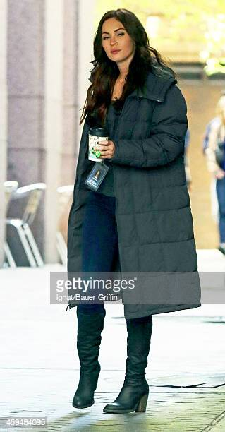 Megan Fox is seen on May 04 2013 in New York City