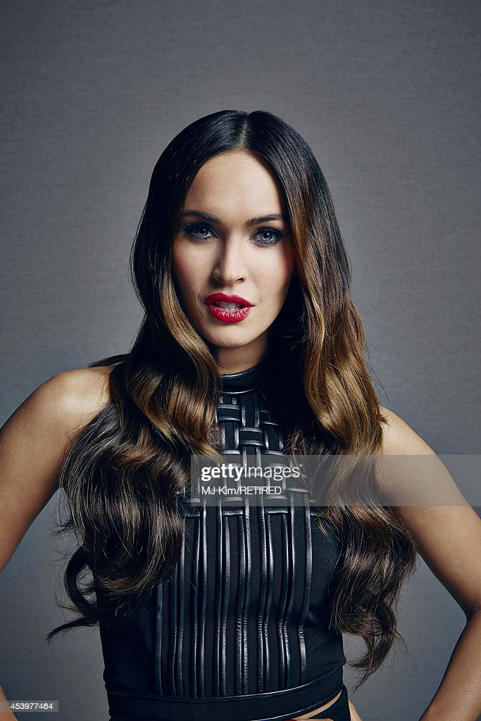 <a gi-track='captionPersonalityLinkClicked' href=/galleries/search?phrase=Megan+Fox&family=editorial&specificpeople=2239934 ng-click='$event.stopPropagation()'>Megan Fox</a> poses for a portrait at the Getty Images Portrait Studio powered by Samsung Galaxy at Comic-Con International 2014 on July 24, 2014 in San Diego, California.