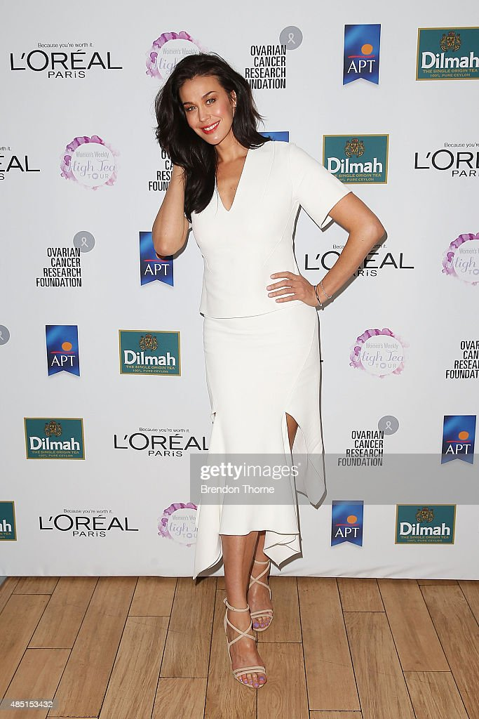 The Australian Women's Weekly and OCRF High Tea Sydney