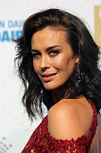 Megan Gale arrives at the 58th Annual Logie Awards at Crown Palladium on May 8 2016 in Melbourne Australia