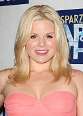 Megan Hilty attending the Broadway Opening Night Performance of 'LEAP OF FAITH' on 4/26/2012 at the St James Theatre in New York City �� Walter...