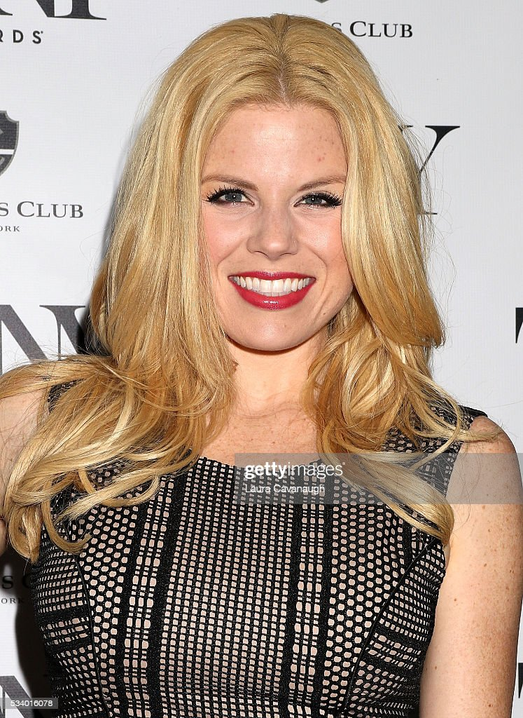 Megan Hilty attends A Toast to The 2016 Tony Awards Creative Arts Nominees on May 24, 2016 in New York City.