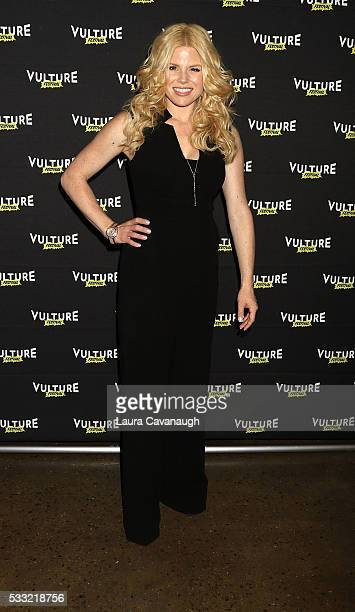 Megan Hilty attends 'Difficult People' Table Read 2016 Vulture Festival at Milk Studios on May 21 2016 in New York City