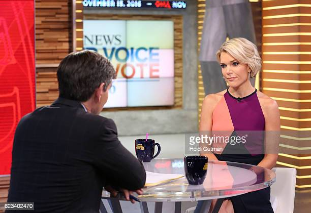 AMERICA Megan Kelly is a guest on 'Good Morning America' Tuesday November 15 airing on the ABC Television Network GEORGE