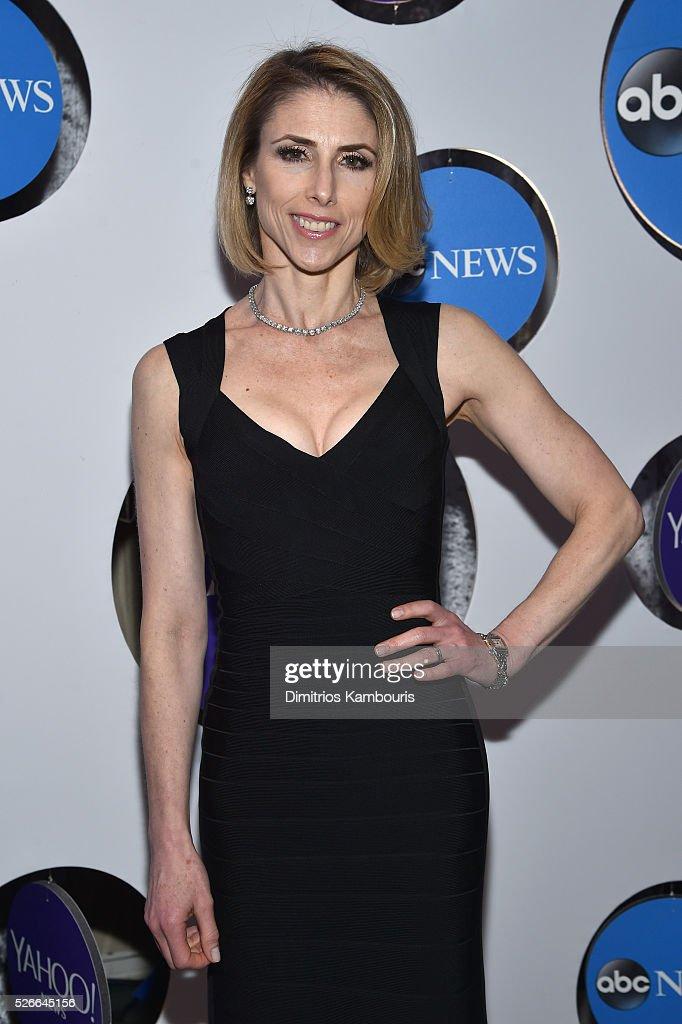 Megan Liberman attends the Yahoo News/ABC News White House Correspondents' Dinner Pre-Party at Washington Hilton on April 30, 2016 in Washington, DC.
