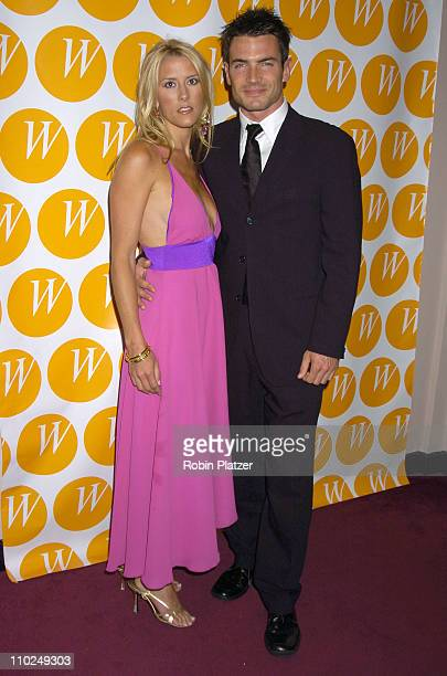 Megan Marshall and Aiden Turner during The Center for the Advancement of Women's 10th Anniversary Gala at The Waldorf Astoria in New York City New...
