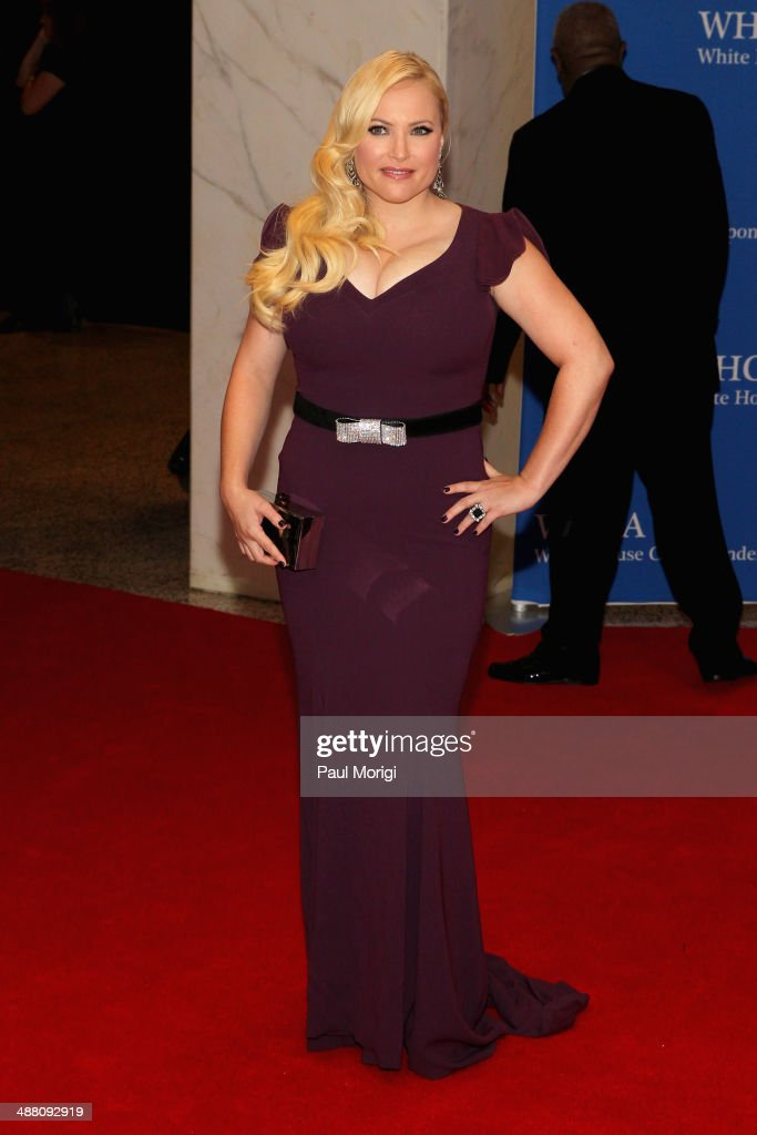 Megan McCain attends the 100th Annual White House Correspondents' Association Dinner at the Washington Hilton on May 3, 2014 in Washington, DC.
