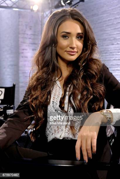 Megan McKenna speaks at the Build LDN event at AOL London on May 2 2017 in London England