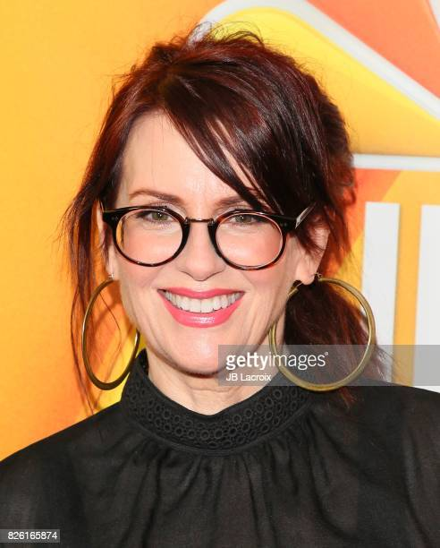 Megan Mullally attends the 2017 Summer TCA Tour 'NBCUniversal Press Tour' on August 03 2017 in Los Angeles California