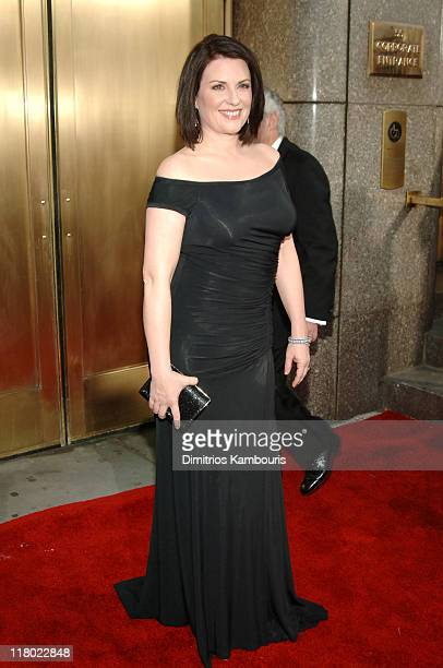 Megan Mullally during 59th Annual Tony Awards Red Carpet at Radio City Music Hall in New York City New York United States