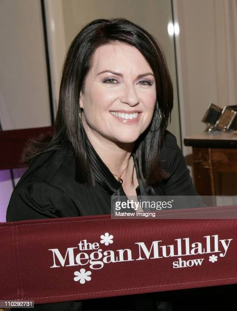 Megan Mullally during NBC Universal and SELF Magazine Celebrate the Launch of 'The Megan Mullally Show' at Sunset Tower Hotel in West Hollywood...