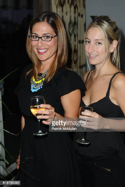 Megan Taylor and Shayna Rose Arnold attend Bret Easton Ellis to celebrate the publication of his new novel IMPERIAL BEDROOMS at Penthouse on June 10...