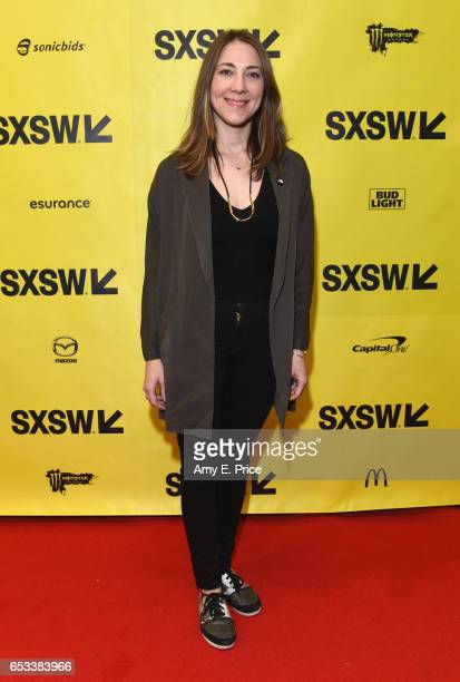 Megan West of SoundCloud attends 'Spotify and the New Music Economy' during 2017 SXSW Conference and Festivals at Austin Convention Center on March...