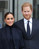The Duke And Duchess Of Sussex Visit One World...