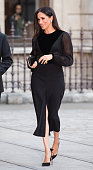 The Duchess of Sussex Opens 'Oceania' At The Royal...