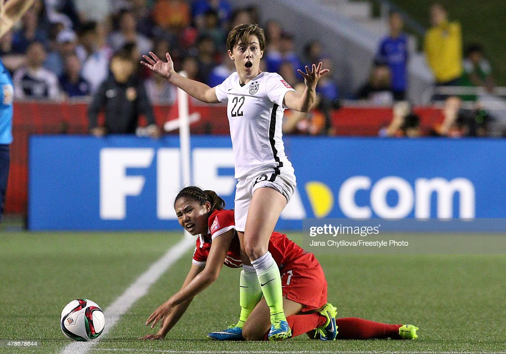 China v United States: Quarter Final - FIFA Women's World Cup 2015