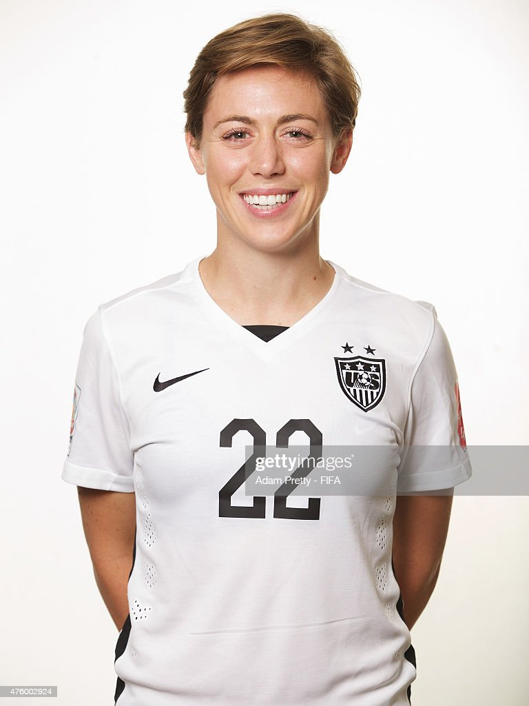USA Portraits - FIFA Women's World Cup 2015