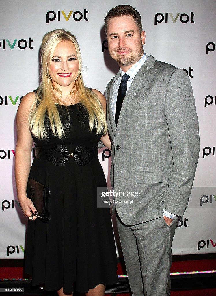 Meghan McCain and Jimmy McCain attend 'Raising McCain' Series New York Premiere at Tribeca Cinemas on September 12 2013 in New York City
