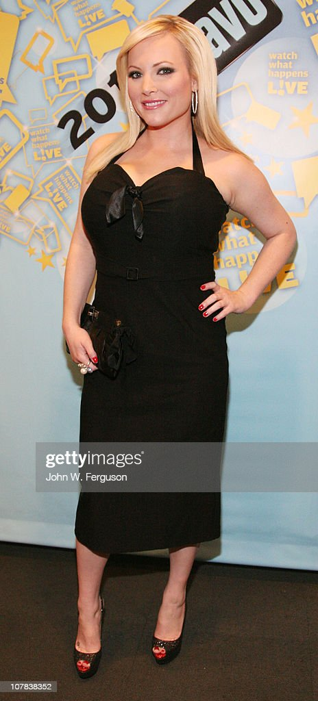 Meghan McCain attends Bravo's 'Watch What Happens Live: Andy's New Year's Party' at the Bravo Club House at the Embassy Row Production Offices on December 31, 2010 in New York City.