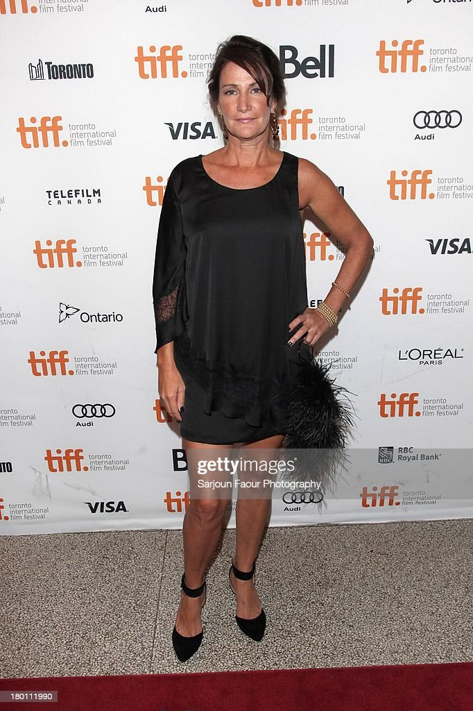 Meghan O'Hara attends the '12.12.12.' premiere during the 2013 Toronto International Film Festival at Winter Garden Theatre on September 8, 2013 in Toronto, Canada.