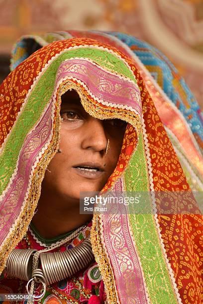 Meghwal woman