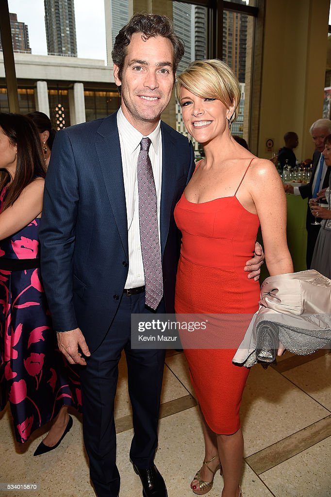 <a gi-track='captionPersonalityLinkClicked' href=/galleries/search?phrase=Megyn+Kelly&family=editorial&specificpeople=5417318 ng-click='$event.stopPropagation()'>Megyn Kelly</a> (R) and Douglas Brunt attend New York Philharmonic's Spring Gala, A John Williams Celebration at David Geffen Hall on May 24, 2016 in New York City.