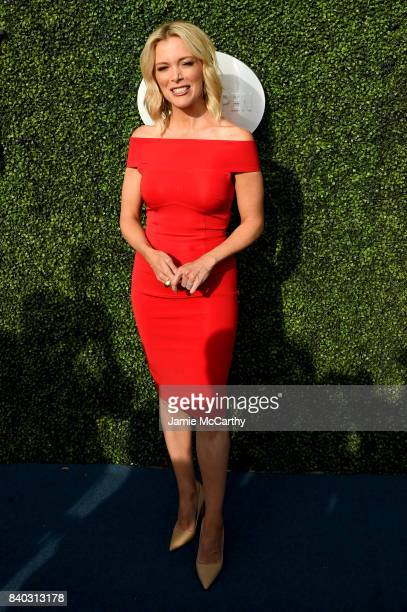 Megyn Kelly attends the 17th Annual USTA Foundation Opening Night Gala at USTA Billie Jean King National Tennis Center on August 28 2017 in the...