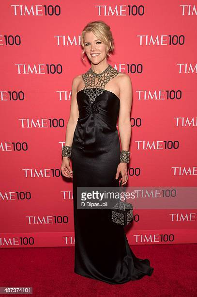Megyn Kelly attends the 2014 Time 100 Gala at Frederick P Rose Hall Jazz at Lincoln Center on April 29 2014 in New York City
