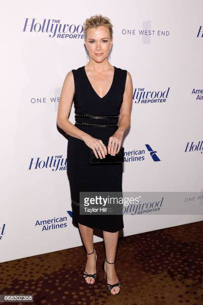 Megyn Kelly attends 'The Hollywood Reporter's 35 Most Powerful People In Media 2017' at The Pool on April 13 2017 in New York City